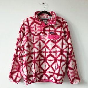 Patagonia Tie-Dye Fleece